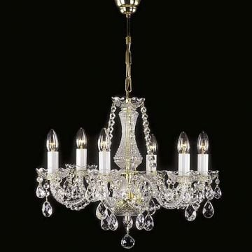 Small ornate chandelier 3