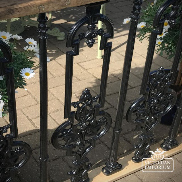 Decorative Baluster or Railing Panels