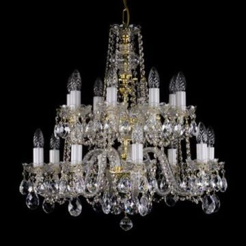 Stunning two tier chandelier