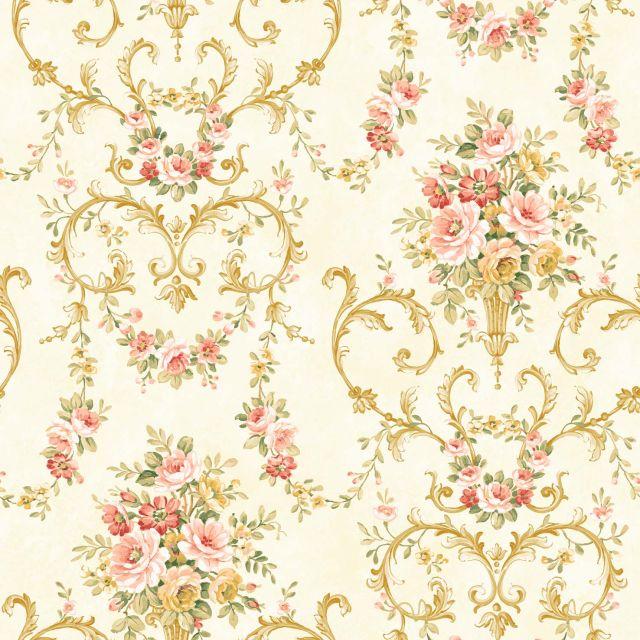 Flower Vase Wallpaper