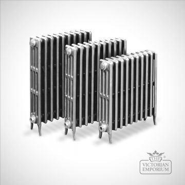 Victorian radiator 760mm high 4 column