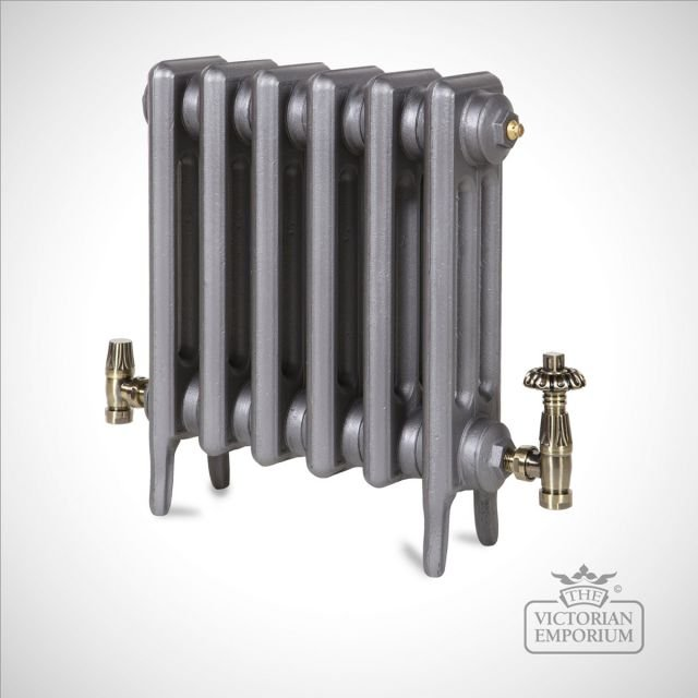 Victorian radiator 460mm high - 4 columns