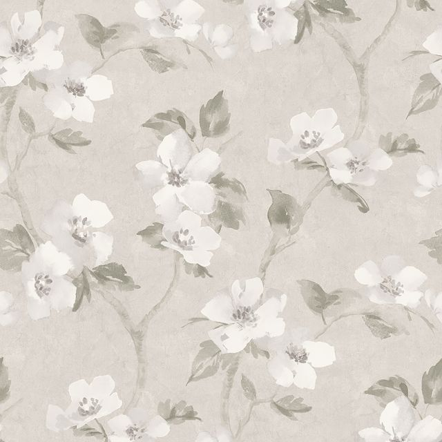 Helen's Cottage Flowers wallpaper