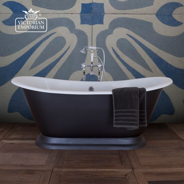 Galleon Painted bath