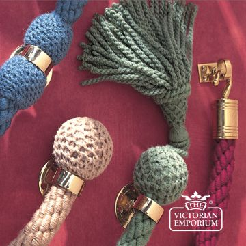 Barrier Rope in a choice of diameters