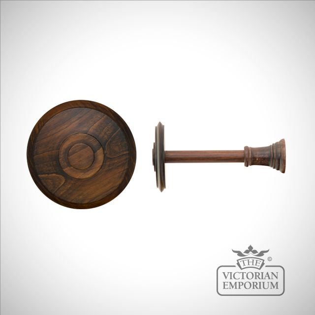 Wooden Discus Holdback