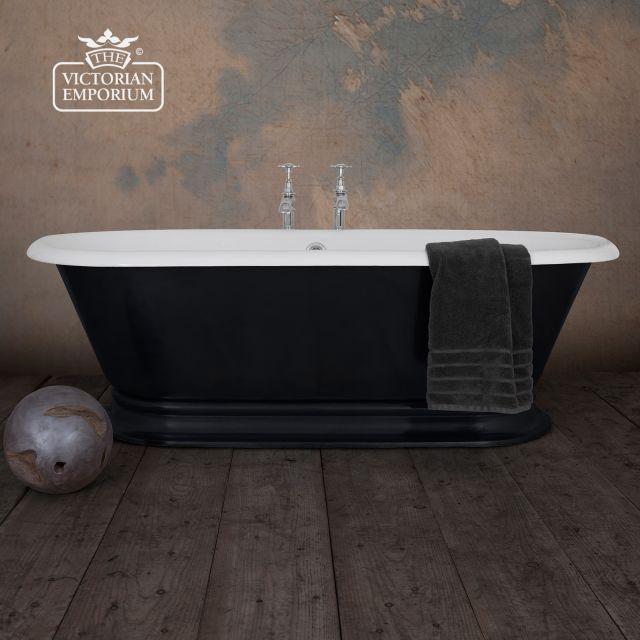 Shikara Painted bath