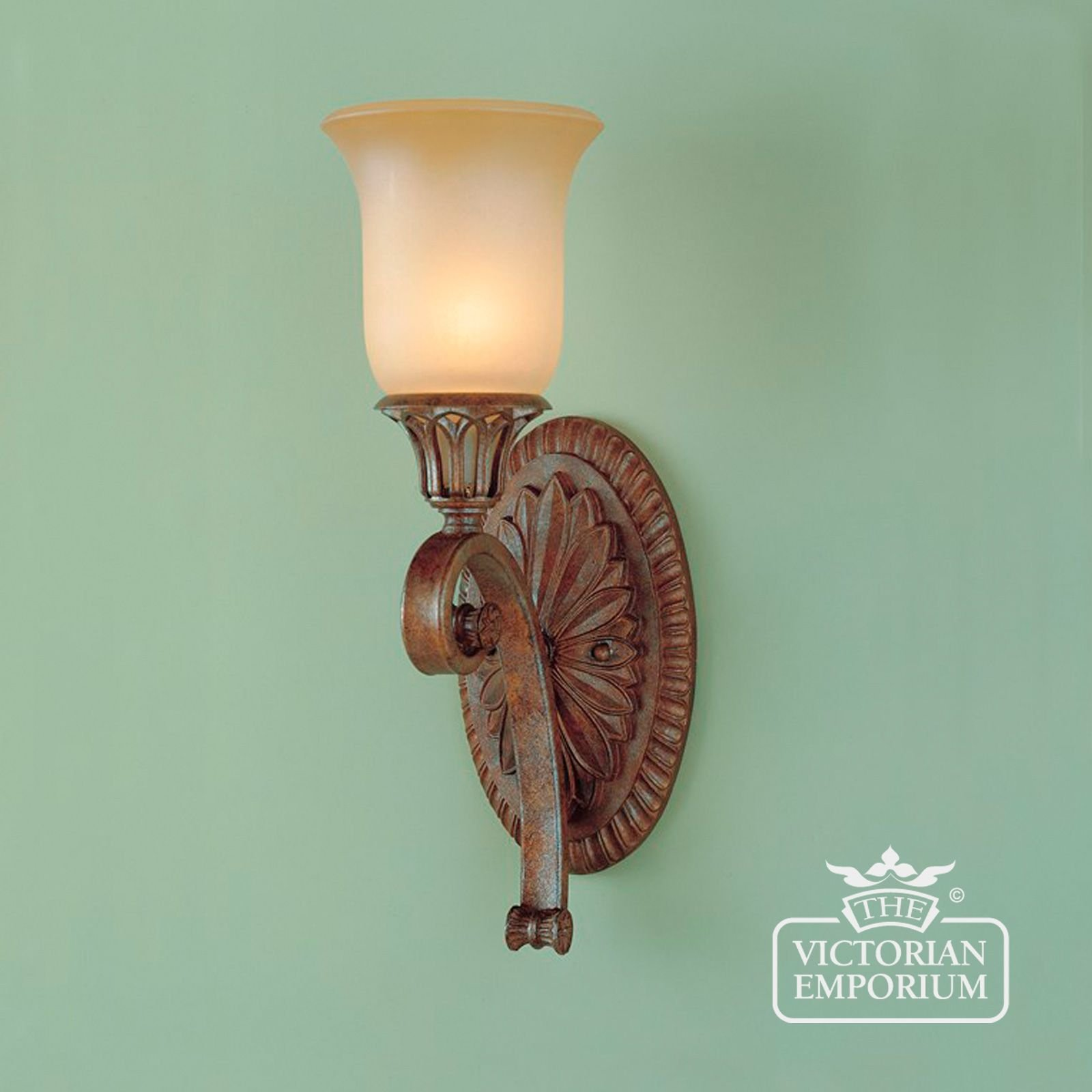 Stirling Single Wall Sconce Interior Wall Lights