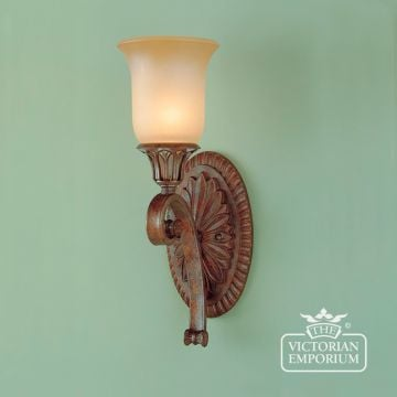 Stirling single wall sconce