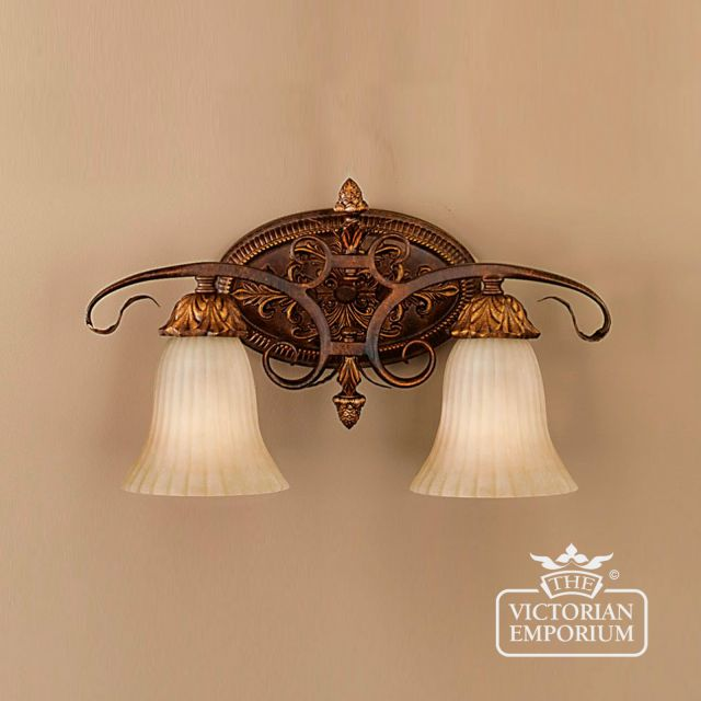 Sonoma two wall sconce