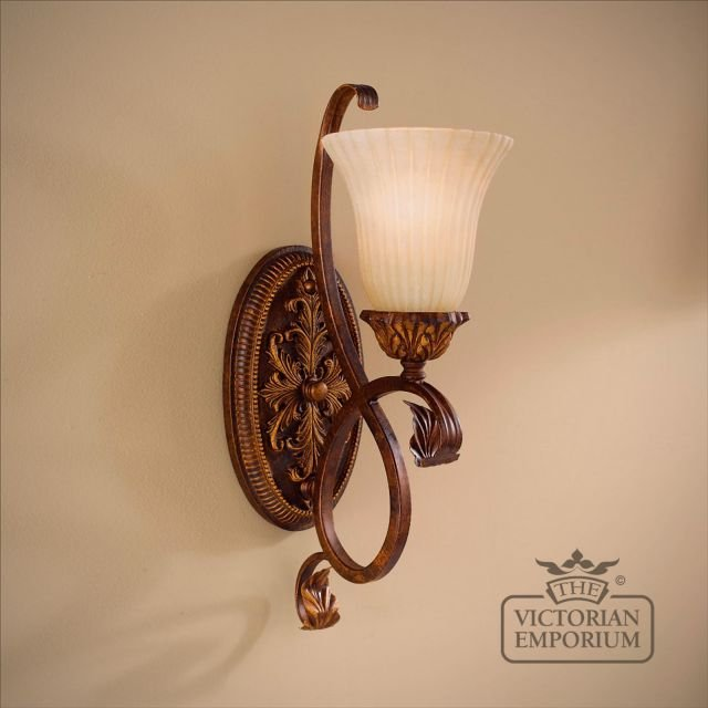 Sonoma single wall sconce
