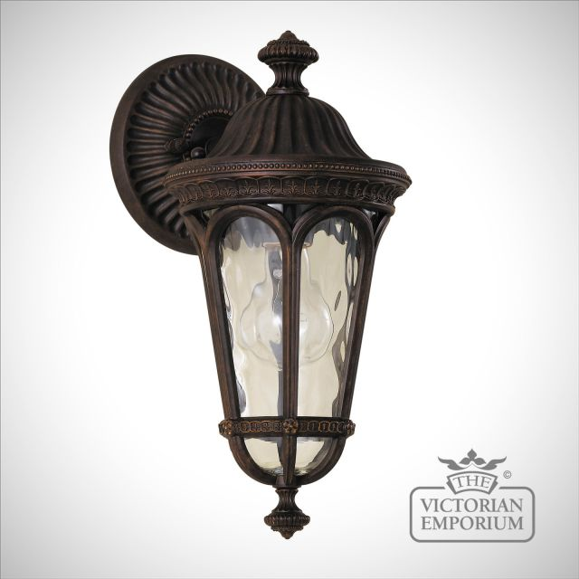 Regent small down wall lantern