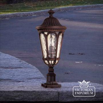 Regent Pedestal Lantern