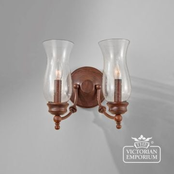 Pickering twin wall sconce