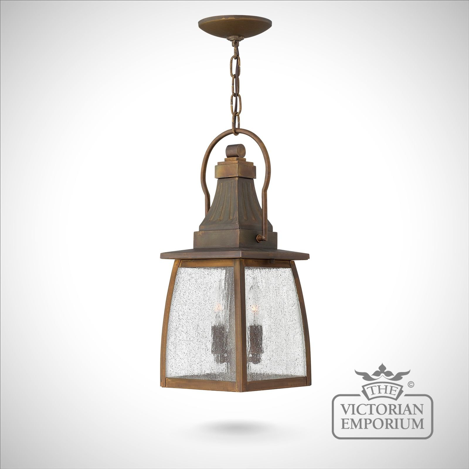 Montana chain lantern exterior ceiling lights for Ceiling lantern light fixtures