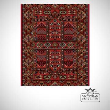 Victorian Stair Carpet Runner - style AV59109