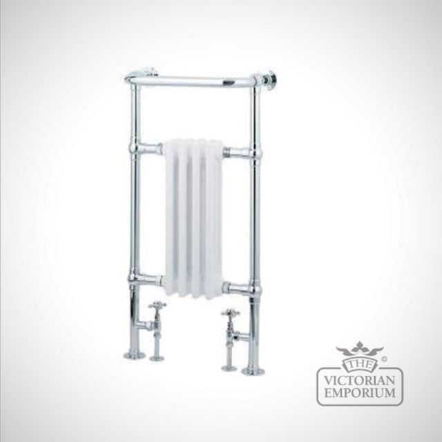 The St Peter Heated Towel Rail