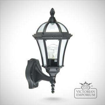 Ledbury wall lantern