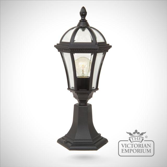 Ledbury pedestal lantern