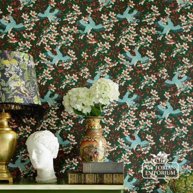 Chinoise Wallpaper