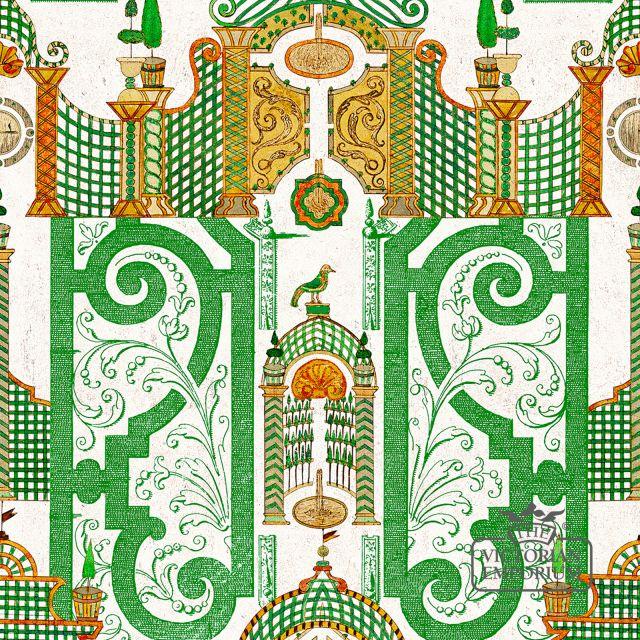 Emperors Labyrinth Wallpaper
