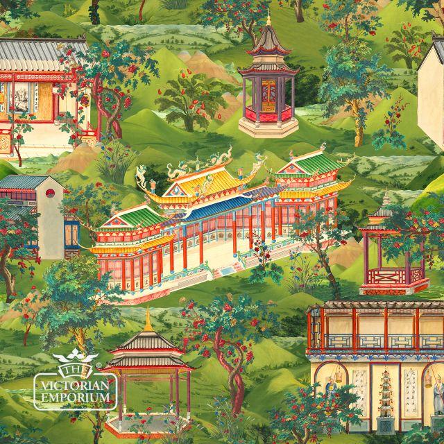 Yu Yuan Wallpaper