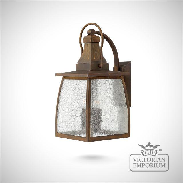 Montana Large Wall Lantern