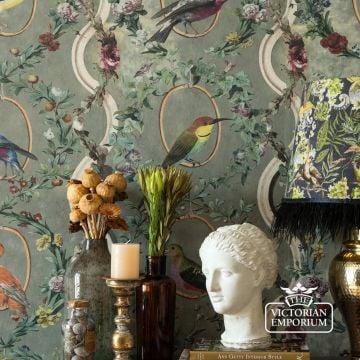 Aviary Wallpaper