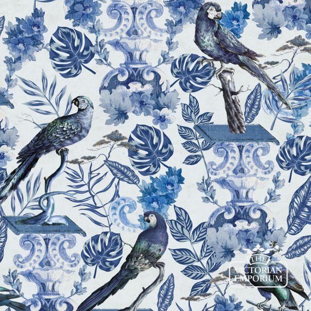 La Voliere Wallpaper