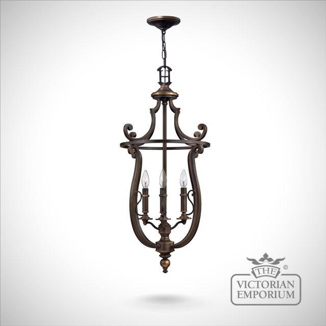 Plymouth 4 light pendant chandelier