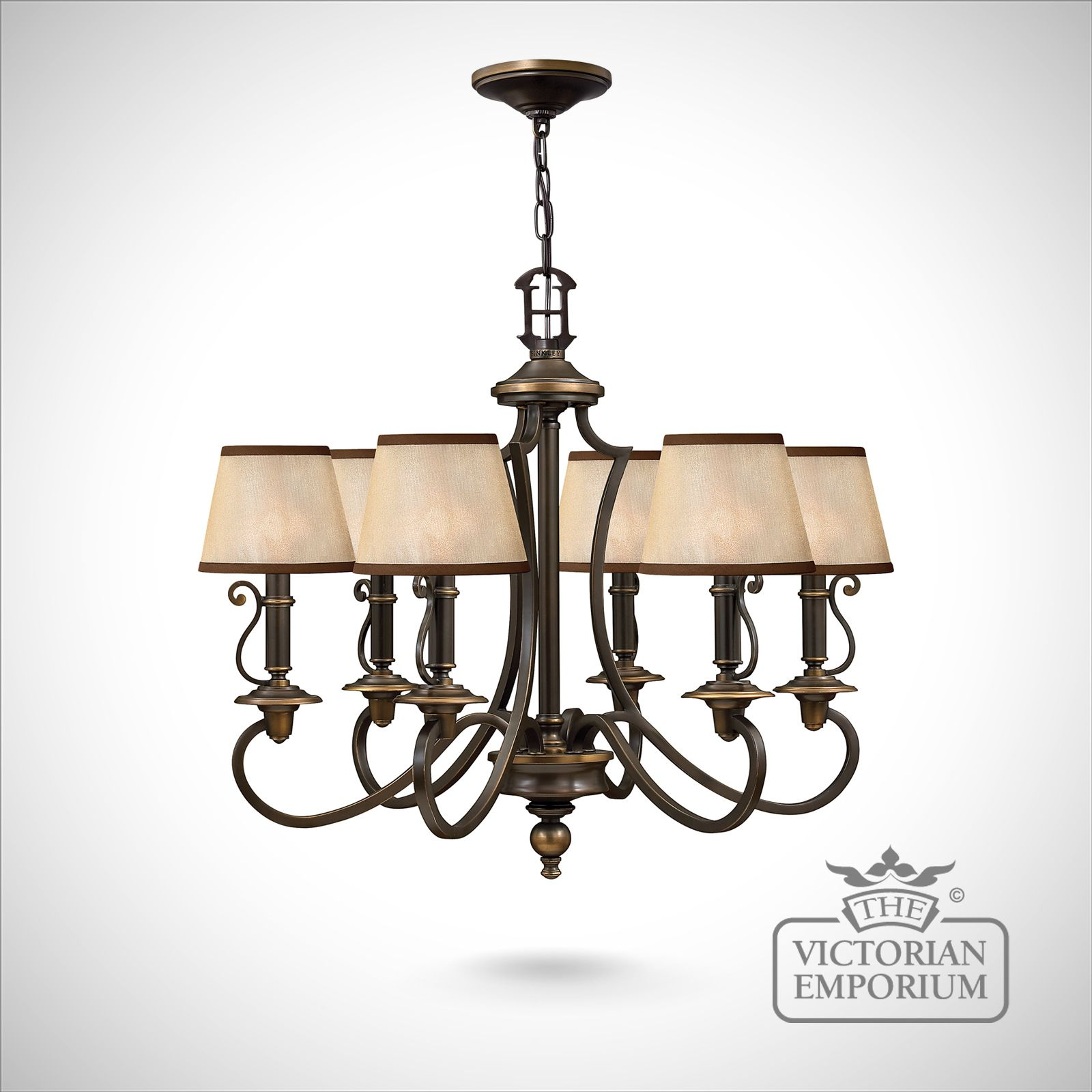 Plymouth 6 Light Pendant Chandelier Ceiling Chandeliers