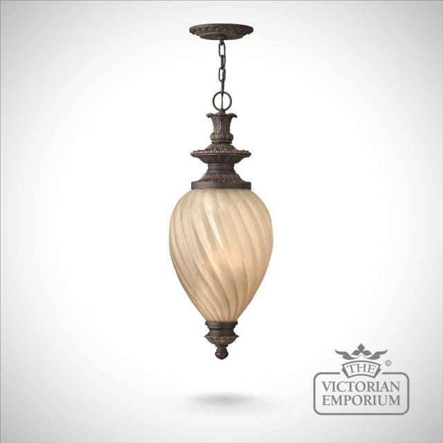 Montreal chain lantern