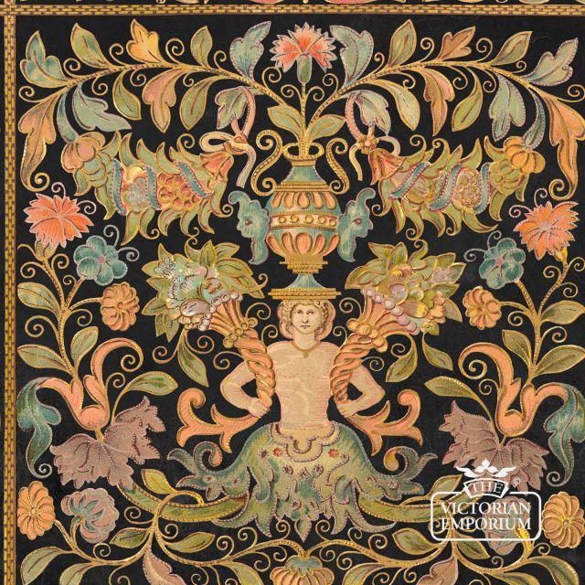 Brocade Wallpaper