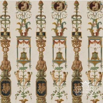 Pilasters Wallpaper