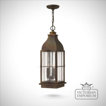 Bingham chain lantern