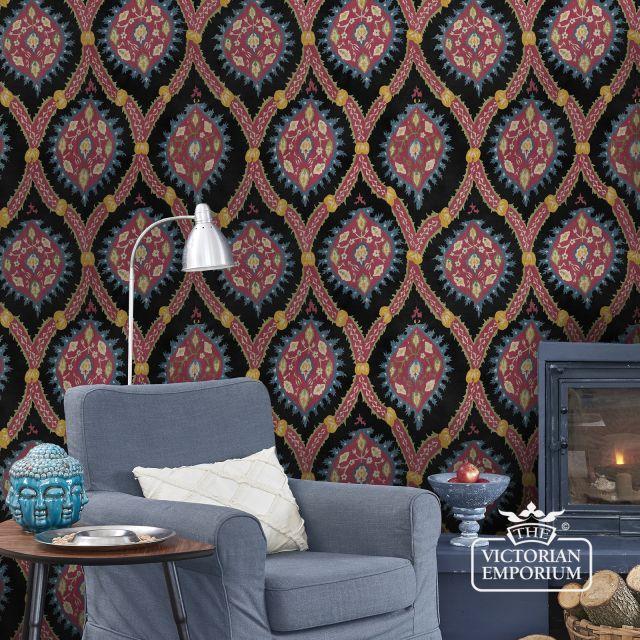 Ottoman Wallpaper