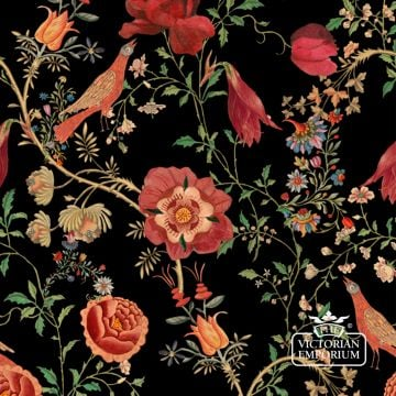 Transylvanian Flowers Wallpaper