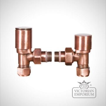 Eton Manual Radiator valve set