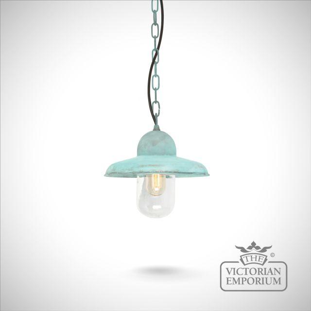 Somerton chain lantern - vert