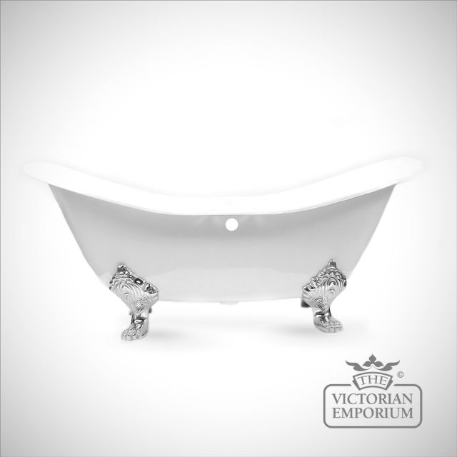 Villandry Enamelled Cast Iron Bath