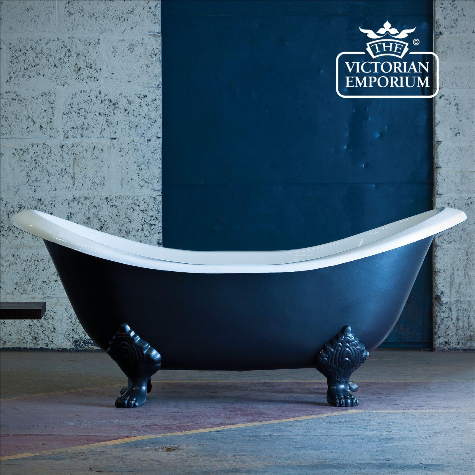 Famous Vintage Claw Foot Tub Vignette - Bathtub Design Ideas ...