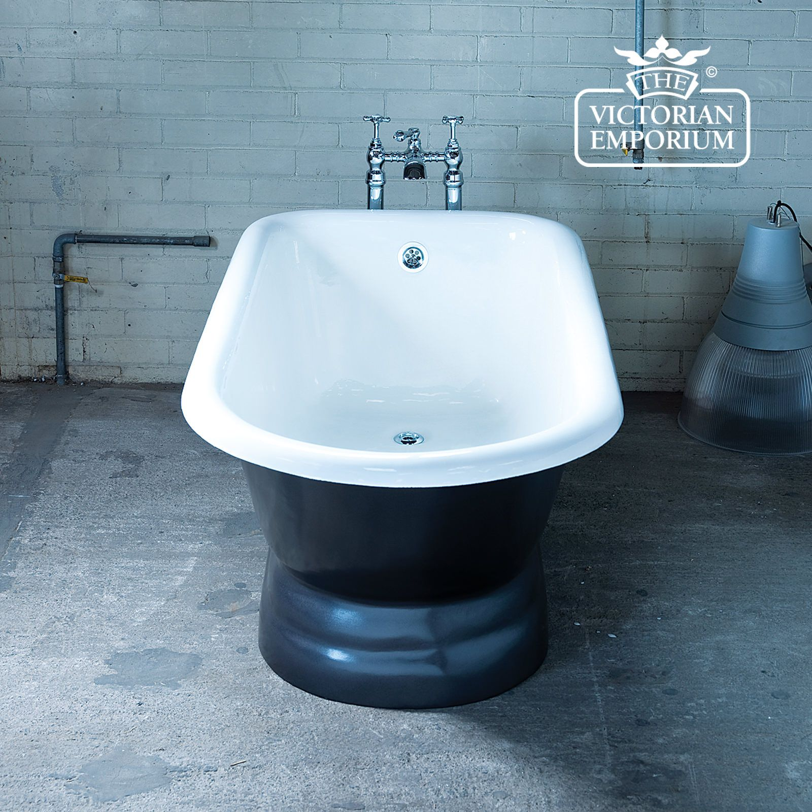 Toulouse Bath | Baths | The Victorian Emporium