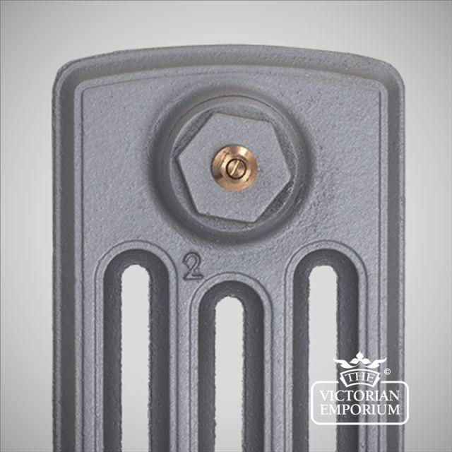 Radiator painting - metallic