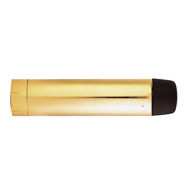 Cylinder door stop - no rose