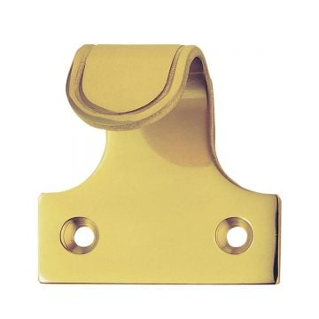 Sash lift in polished brass or chrome