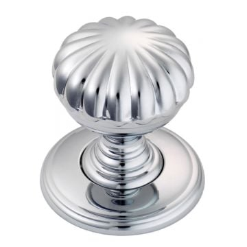 Flower cupboard knob - 27mm