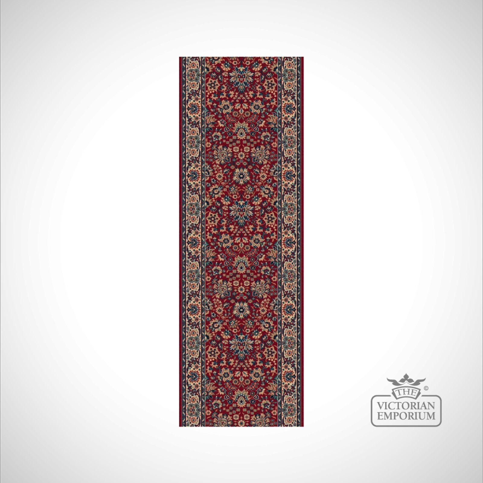 Stair Styles: Victorian Stair Runner Carpet