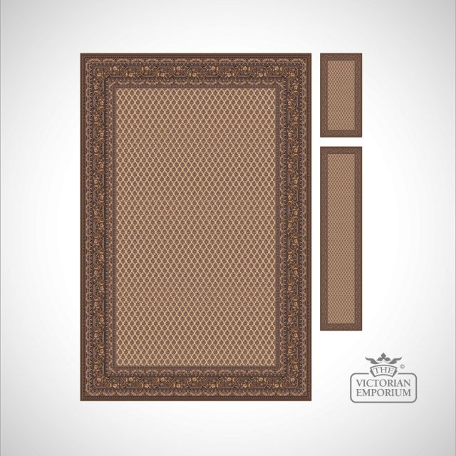 Victorian Rug - style RO1581 in 3 different colourways