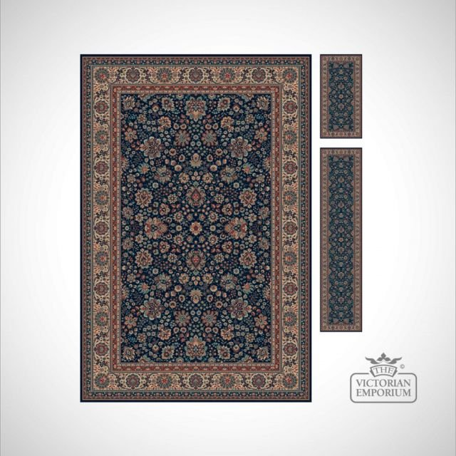 Victorian Rug - style RO1561 in 7 different colourways