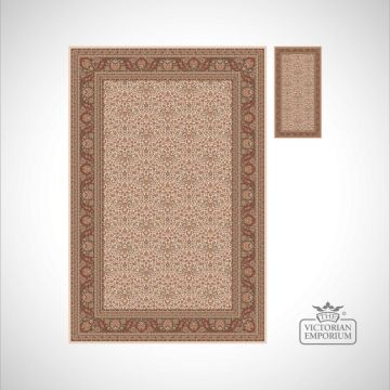 Victorian Rug - style NA1286 in a choice of 4 colourways